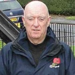 Bernard Kenny was waiting outside Birstall library when he saw Cox being attacked and stepped in, allegedly