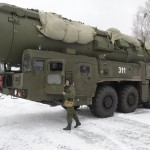RS-24 Yars ICBM. Click to enlarge