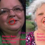 3-minute video: Sandy Hook 'mom' and Charlottesville 'mom' have identical facial features