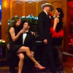 YPO members in Bozeman MT broke secrecy by posting pics of their Christmas party.