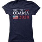 "Why Is Amazon Running a Full Page of ""Michelle Obama for President"" T-Shirts?"