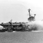 Navy Releases McCain's Records – McCain was personally responsible for the deadliest fire in the history of the US Navy
