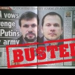 UK Media Mocks Novichok Suspects Story