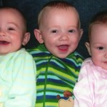 TRIPLETS all become autistic within hours of vaccination…
