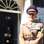Colonel McCourt at Downing Street 10