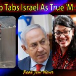 Tlaib Tabs Israel As True 'M-F*er'