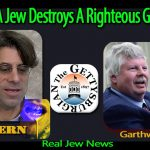 A Jew Destroys A Righteous Goy