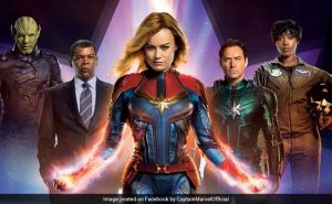 Pentagon Helped Make 'Captain Marvel' Blockbuster, Case Study in Neocon War Propaganda