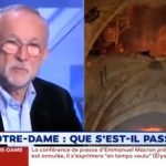 "Former chief architect/engineer of Notre Dame Cathedral says fire ""Incomprehensable"""