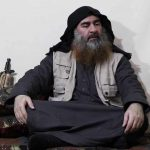 A recent photo of al Baghdadi. Click to enlarge