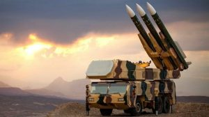 The Khordad-3 air defense system that reportedly used to shoot down the U.S. Global Hawk. Click to enlarge