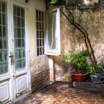 My grandma's old house in Saigon in 2019. Click to enlarge