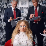 "Sabrina Carpenter's ""In My Bed"": A Video about the Mind Control of a Young Girl … Made by Disney"