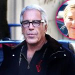 Jeffrey Epstein and Virginia Roberts Giuffre (inset). Click to enlarge