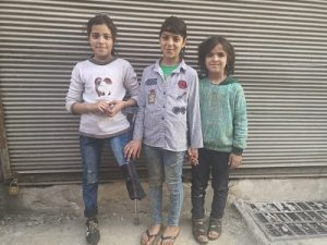 The forgotten victims of the unmentioned terrorist siege of West Aleppo
