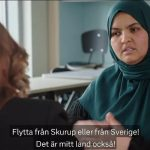 Outrage as Muslim Tells Hijab Opponent to 'Move Away' From Sweden in Televised Debate