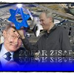 Zohar Zisapel - founder RAD Group. Israeli military intelligence, conduit to Russia and China.Click to enlarge