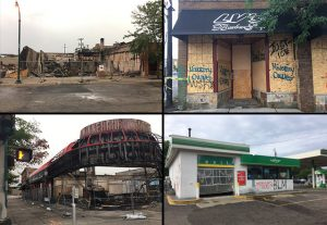 Independent Journalist Tours Cities Destroyed By Black Lives Matter Rioters