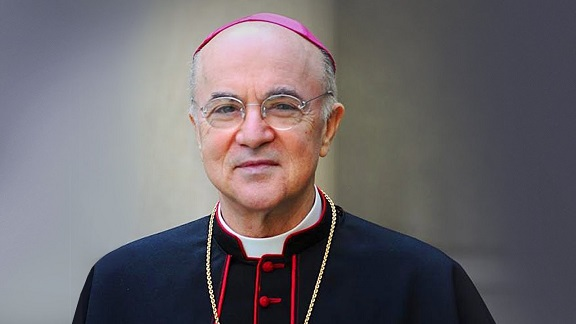 Sensational Report: Archbishop Viganò Excoriates Pope Francis and Accuses the Vatican of Complicity in the Covid-19 Catastrophe